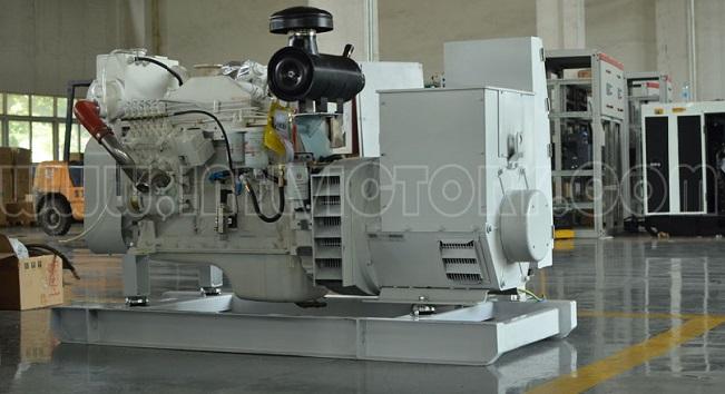 100KVA Cummins Diesel Generator Exported to Nigeria