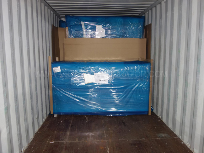 Container of 15KVA Perkins Diesel Genset Exported to Australia