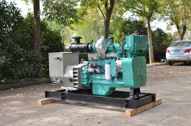 175KVA Marine Cummins Generator Exported to Malaysia