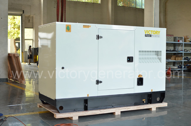 75KVA Cummins Diesel Generating Set for Bahamas-1.JPG