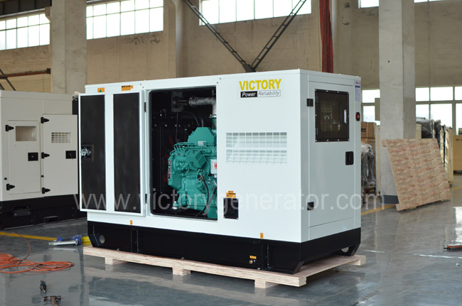75KVA Cummins Diesel Generating Set for Bahamas-2.JPG