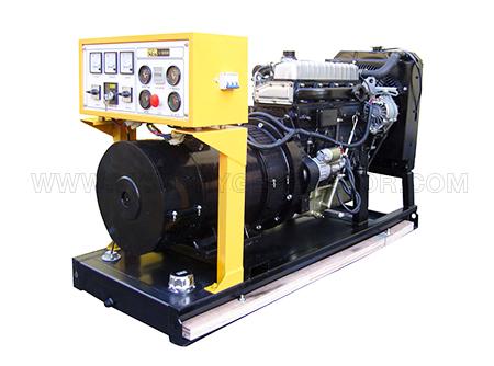 9KVA~72.5KVA Yangdong Diesel Generator Set