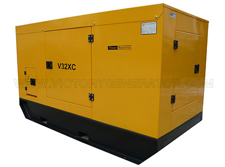 27.5KVA~220KVA Lovol Diesel Generator Set