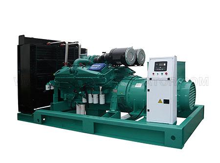 20KVA~1718KVA Cummins Diesel Generator Set