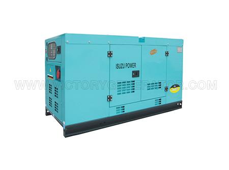 20KVA~25KVA ISUZU Diesel Generator Set