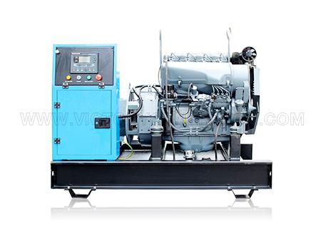 12.5KVA~165KVA Deutz Air-cooled Diesel Generator Set