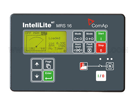 ComAp Control System