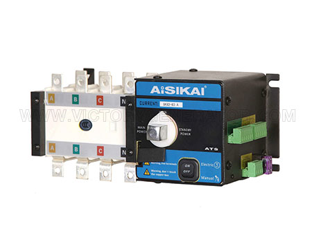 20A~3200A Aisikai Automatic Tranfer System