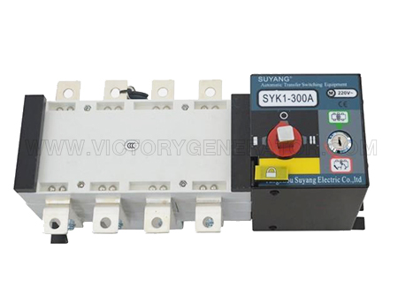 20A~3200A Suyang Automatic Transfer System