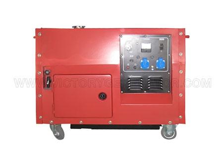 4.5KW~6.6KW Silent Gasoline Portable Generator