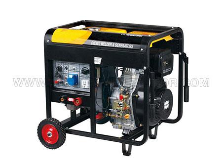 4.5KW~5.5KW Diesel Welding Generator