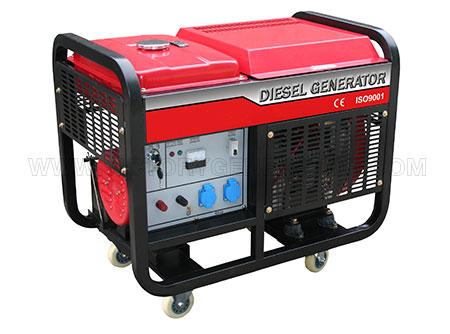 10KW~11KW Diesel Twin-cylinder Generator