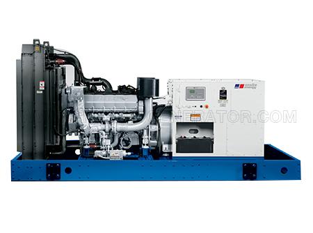 275KVA~4000KVA MTU Diesel Generator Set