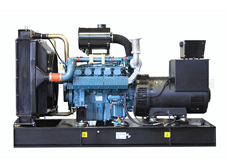 60KVA~875KVA Doosan Daewoo  Diesel Generator Set