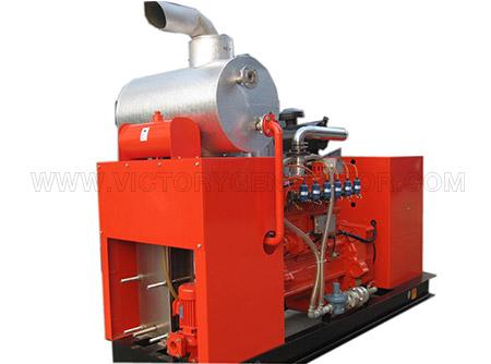30KVA~625KVA Cummins Gas Generator Set