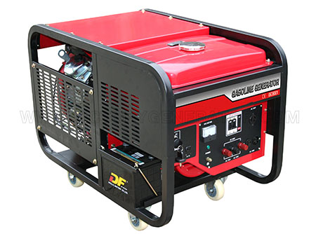 9.5KVA Gasoline Generator With Twin-cylinder Engine for Home Use