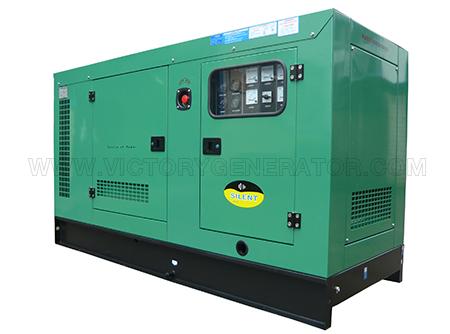 10KVA~434KVA Weifang Diesel Generator Set