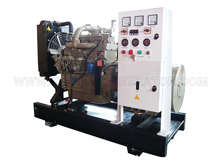 10KVA~343KVA Weifang Diesel Generator Set