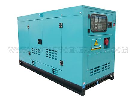 20KVA~50KVA ISUZU Diesel Generator Set
