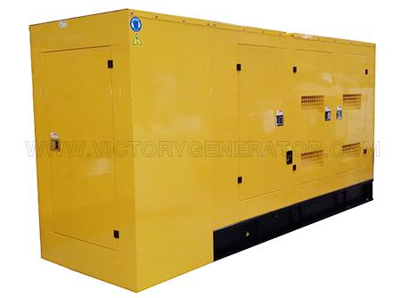 60KVA~625KVA Original Deutz Diesel Generator Set