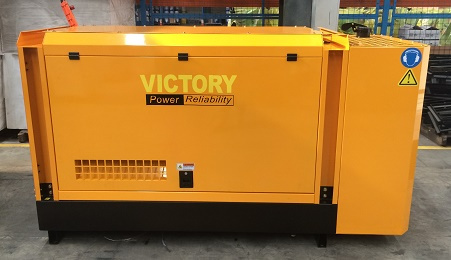 28KW Yangdong Diesel Generator Used for Mining in Vietnam