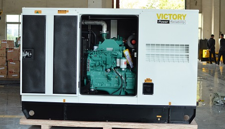 10 Units 7.2KW Perkins Generator Exported to Bangladesh